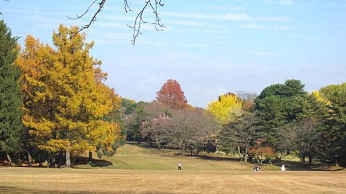 小山ゴルフクラブ訪問記