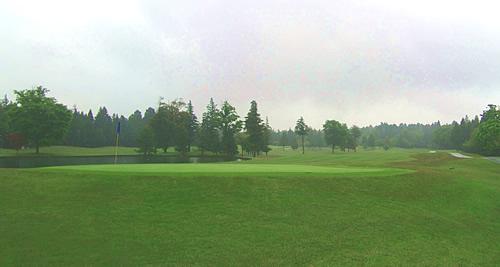 阿見ゴルフクラブ 訪問記