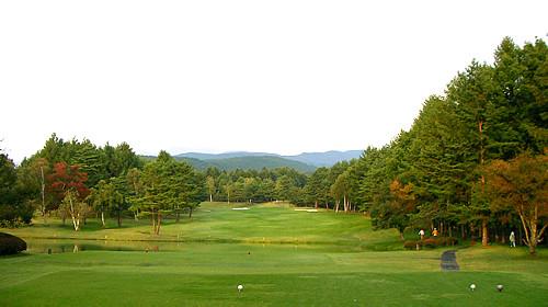 三井の森蓼科ゴルフ倶楽部