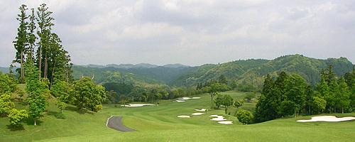 大多喜城ゴルフ倶楽部