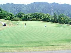 津久井湖ゴルフ倶楽部
