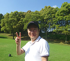 大栄カントリー倶楽部 お客様とゴルフ