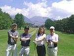 大浅間ゴルフクラブ お客様とゴルフ