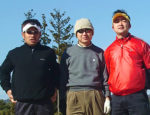 大多喜城ゴルフ倶楽部 お客様とゴルフ