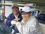 太平洋クラブ 市原コース お客様とゴルフ