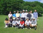 太平洋クラブ 成田コース お客様とゴルフ