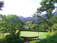 上野原カントリークラブ 訪問