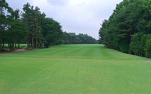 鎌ヶ谷カントリークラブ お客様とゴルフ