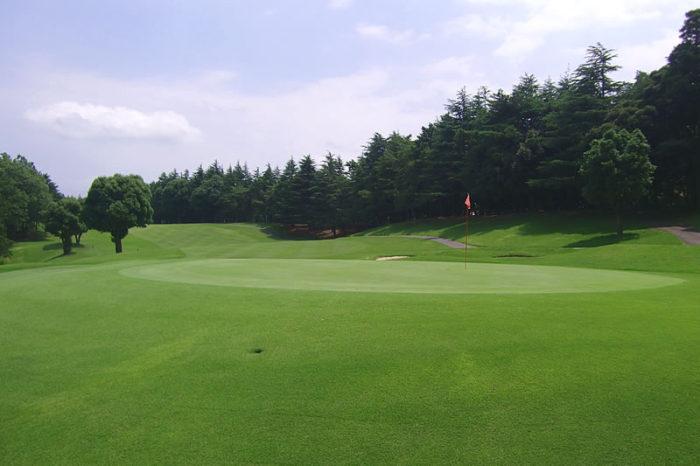 姉ヶ崎カントリークラブ お客様とゴルフ