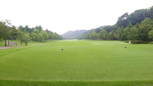 森林公園ゴルフ倶楽部訪問記