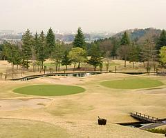 栃木ヶ丘ゴルフ倶楽部訪問記