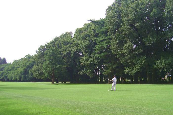 大宮ゴルフコース お客様とゴルフ
