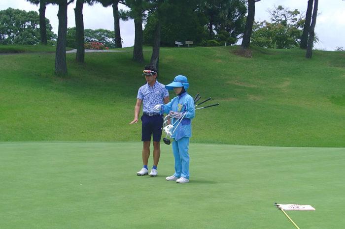 お客様とゴルフしました 戸塚