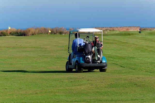 新型コロナウイルスによるゴルフのプレースタイル